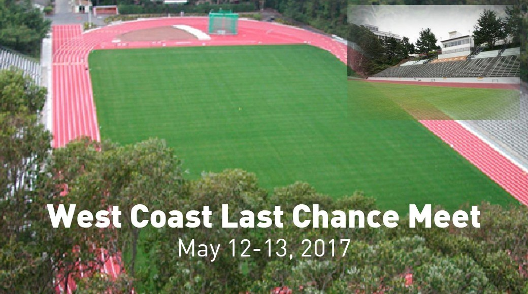 2017 West Coast Last Chance