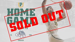 USF-Gonzaga Sold Out
