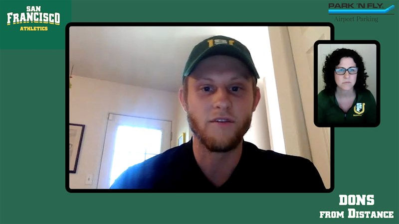Dons From Distance | Part 1 With Tim Derksen - University of San Francisco Athletics