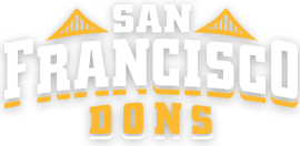 San Francisco Dons Logo - Go to homepage